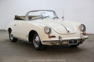 1963 Porsche 356B Cabriolet For Sale