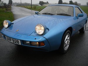 PORSCHE 928 1979 SERIES 1 For Sale