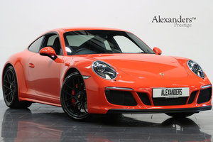2017 67 PORSCHE 911 (991.2) CARRERA 3.0 GTS  For Sale