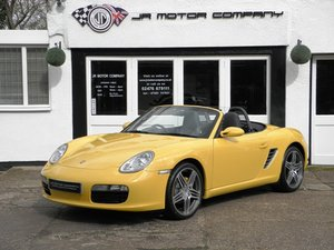 Picture of 2007 Porsche Boxster 2.7 (987) Manual Only 30k Miles Speed Yellow SOLD