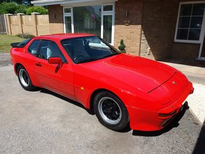 1983 Porsche 944 2.5 LUX Series 1 For Sale