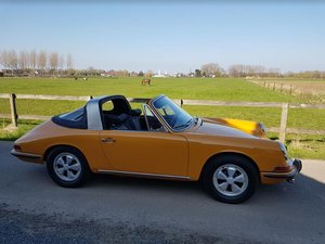 1967 Porsche 911  S 2.0  Targa Soft Window     For Sale
