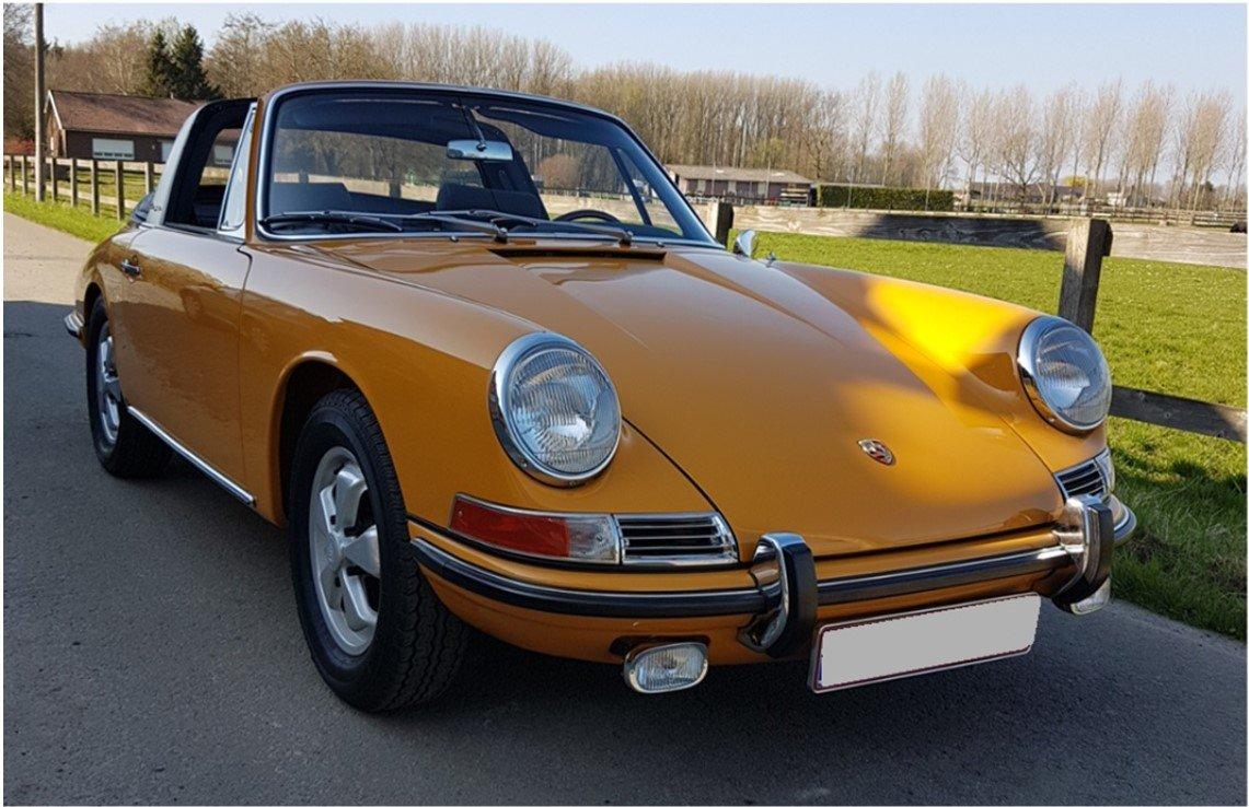 1967 Porsche 911  S 2.0  Targa Soft Window     For Sale (picture 2 of 6)