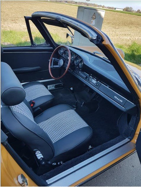 1967 Porsche 911  S 2.0  Targa Soft Window     For Sale (picture 4 of 6)