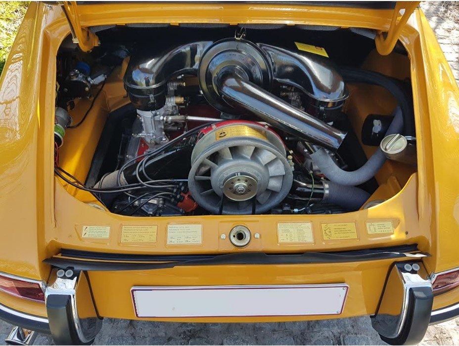1967 Porsche 911  S 2.0  Targa Soft Window     For Sale (picture 6 of 6)