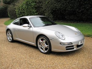 2008 Porsche 911 (997) 3.6 Carrera Tiptronic S With £7k Of Extras For Sale