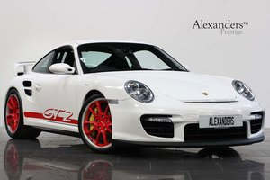 2008 08 PORSCHE 911 GT2 3.6 997 - CLUBSPORT, PCM, FULL PPF
