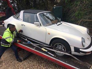 1978 Porsche 911 SC Targa, LHD, Barn find, 10k KM For Sale