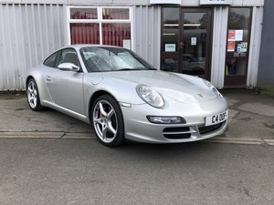**APRIL AUCTION**2005 Porsche 911 Carrera 2 S SOLD by Auction