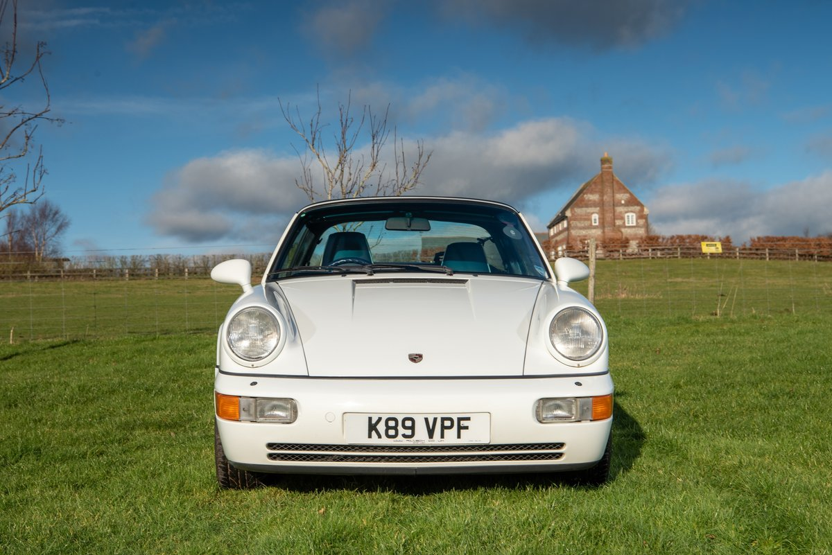 *Reduced* 1991 RHD Porsche 911 (964) Targa For Sale (picture 2 of 6)