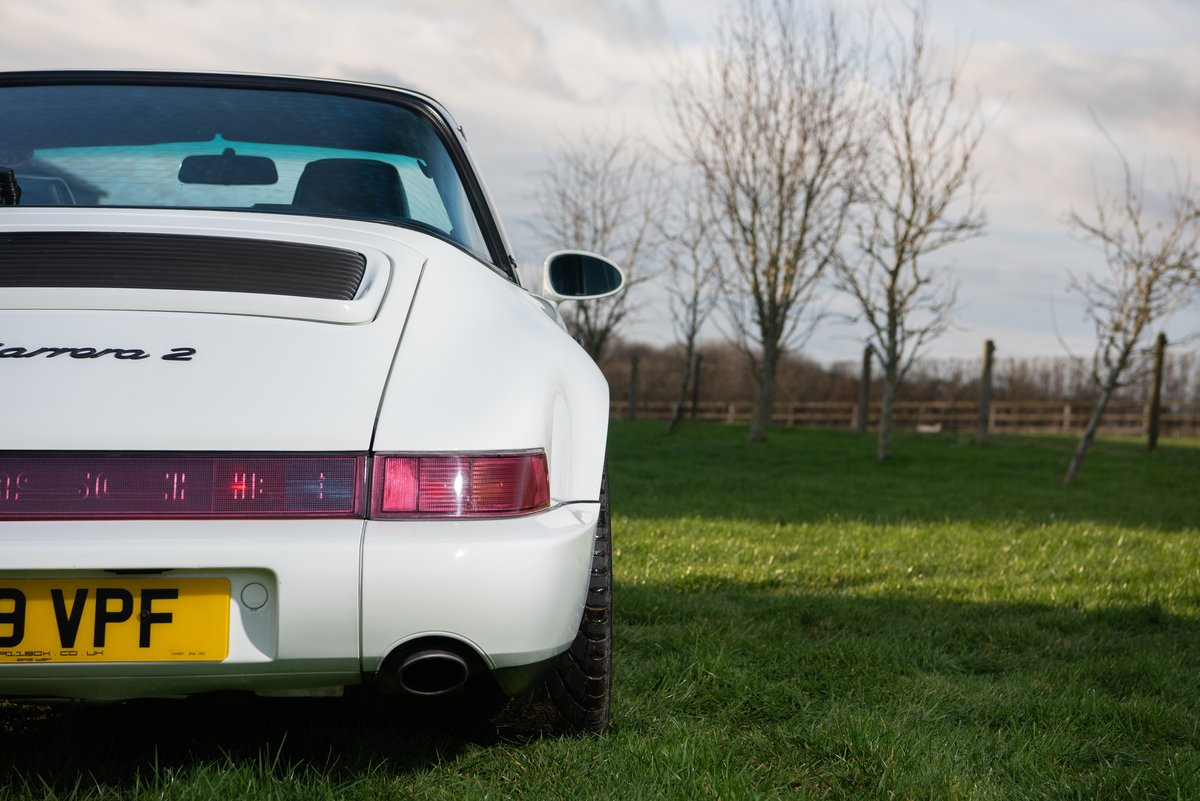*Reduced* 1991 RHD Porsche 911 (964) Targa For Sale (picture 5 of 6)