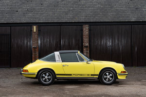 1973 Porsche 911T Lux Targa (matching numbers) For Sale