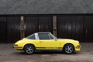 1973 Porsche 911T Lux Targa (matching numbers)