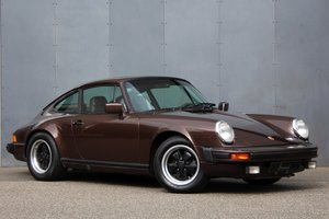 "1982 Porsche 911 ""G"" SC Coupé LHD For Sale"