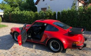 1986 Porsche 930 Turbo Coupe for sale For Sale