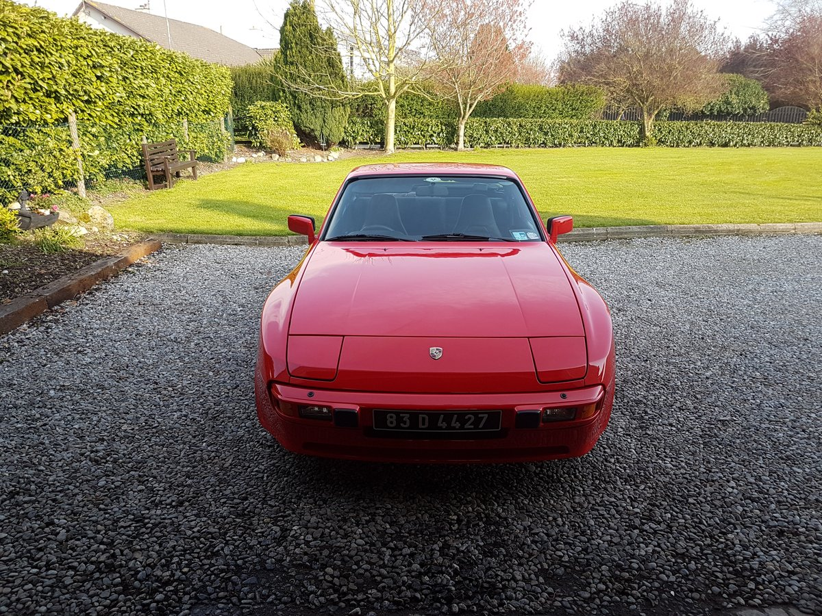 1983 Porsche 944 For Sale (picture 1 of 6)