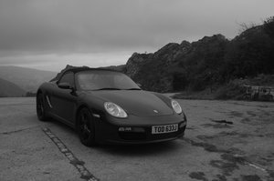 2005 Beautiful bargain, black throughout Boxster For Sale
