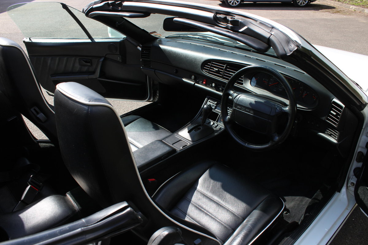 1994 PORSCHE 968 CABRIOLET - TIPTRONIC For Sale (picture 4 of 6)
