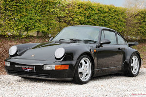 1991 Porsche 964 Turbo coupe (LHD) For Sale