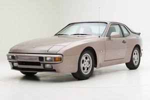 PORSCHE 944 TARGA TURBO LOOK, 1984 For Sale by Auction