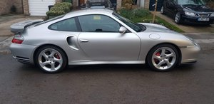 2002 Manual 996 Turbo with Rare Option For Sale