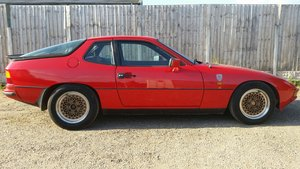 1988 Porsche 924S something different