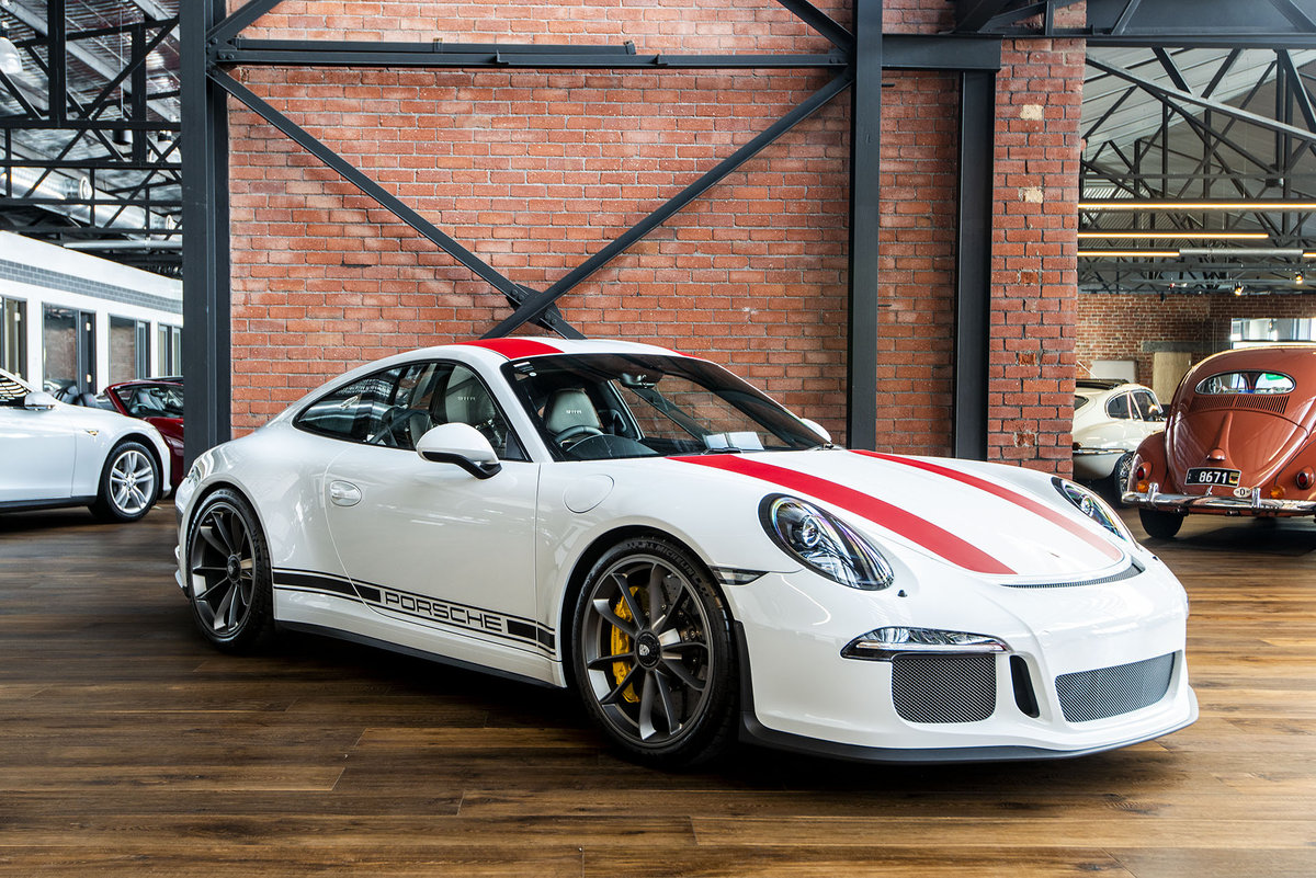 2017 Porsche 911R For Sale (picture 1 of 6)