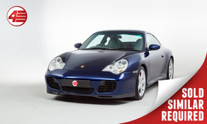 2002 Porsche 996 Carrera 4S Manual /// Just 50k Miles SOLD
