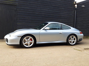 2004 PORSCHE 911/996 3.6 CARRERA 4S COUPE ( Turbo Body ) FPSH