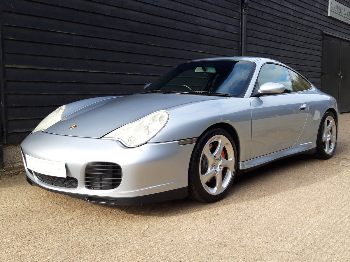 2004 PORSCHE 911/996 3.6 CARRERA 4S COUPE ( Turbo Body ) FPSH  SOLD (picture 4 of 6)