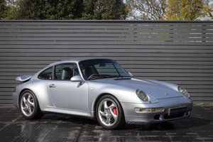 1995 PORSCHE 911 (993) TURBO  SOLD