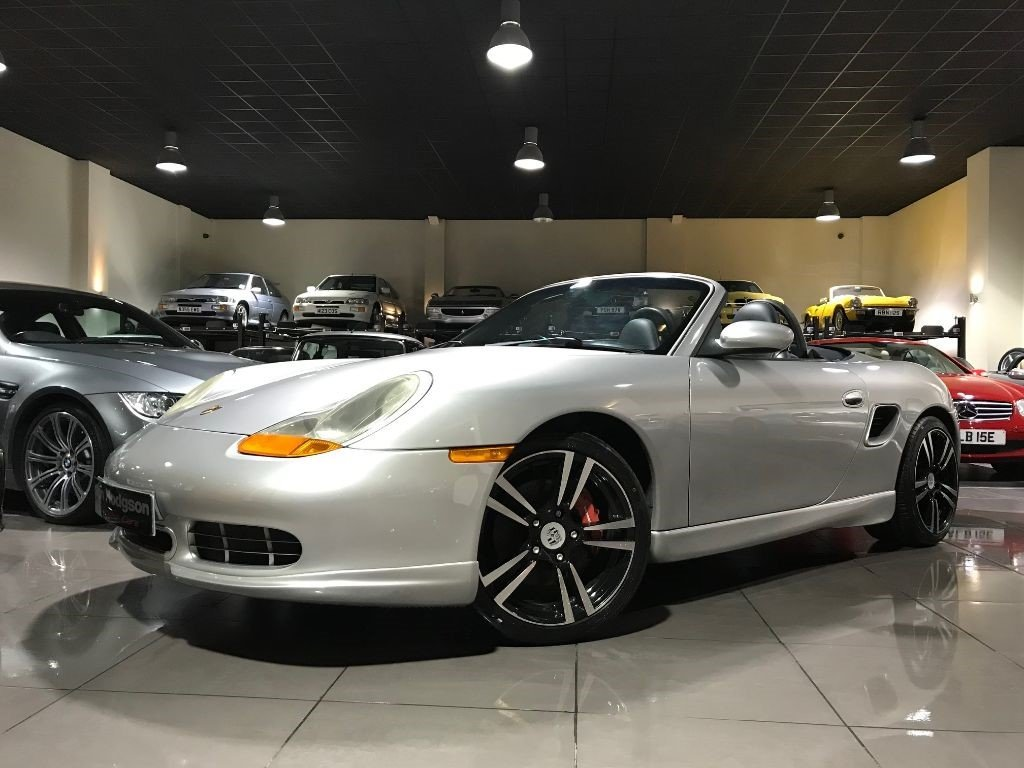 2002 Porsche Boxster S 986 SPORTS SEATS HEATED SEATS SOLD (picture 1 of 6)