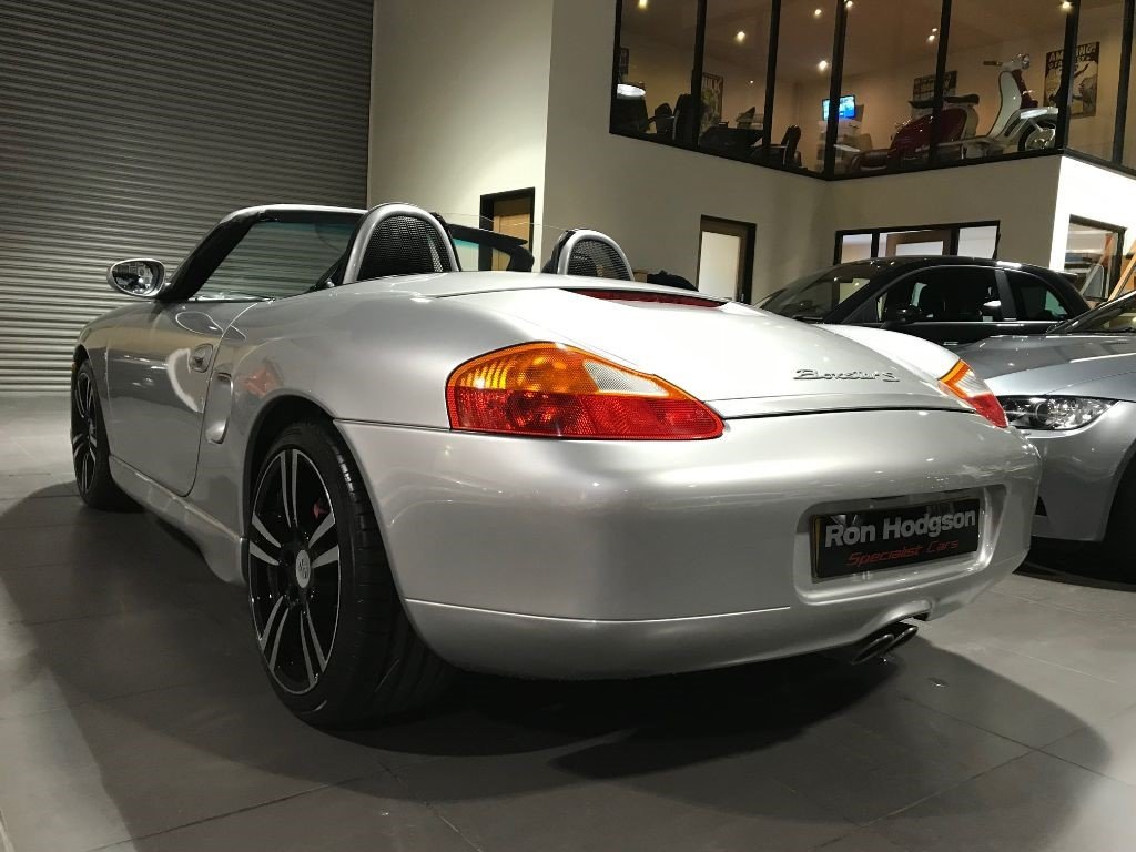2002 Porsche Boxster S 986 SPORTS SEATS HEATED SEATS For Sale (picture 2 of 6)