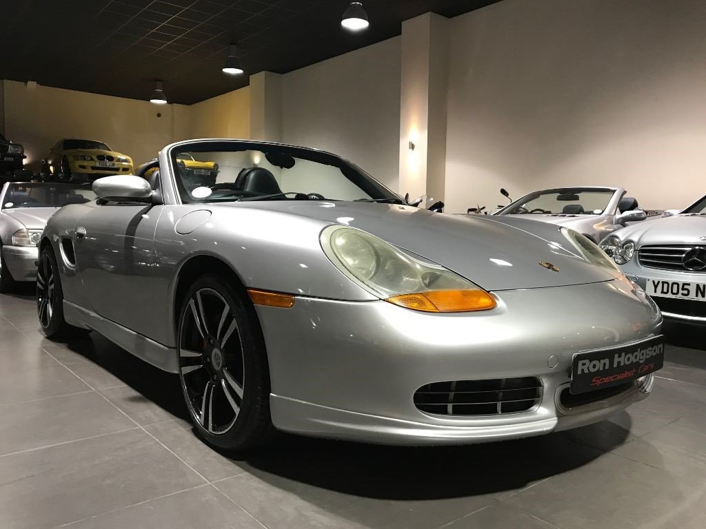 2002 Porsche Boxster S 986 SPORTS SEATS HEATED SEATS For Sale (picture 3 of 6)