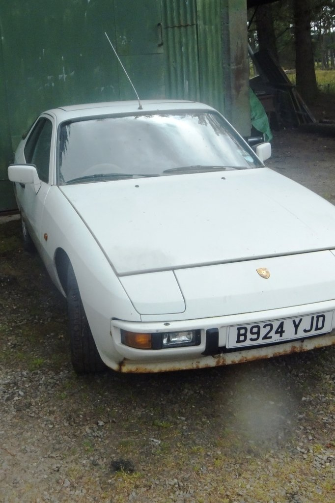 1985 Porsche for recommising For Sale (picture 1 of 6)