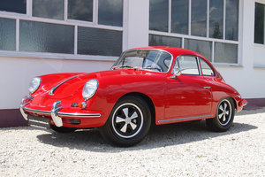 1964 Porsche 356 C Coupé *restored* MATCHING NUMBERS*