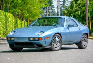 1986.5 Porsche 928 S = Blue(~)Ivory 31k miles Manual $47.9k For Sale