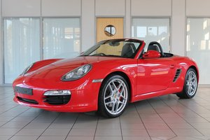 2009 Boxster (987) 3.4 S Manual