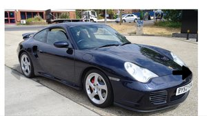 2003 203 PORSCHE 911 996 TURBO 4WD COUPE - 6 SPEED MANUAL 81K For Sale