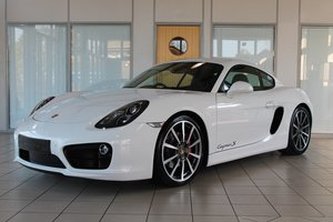 2013 Cayman (981) 3.4 S PDK For Sale