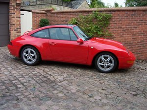 1996 Porsche 993 Targa  For Sale
