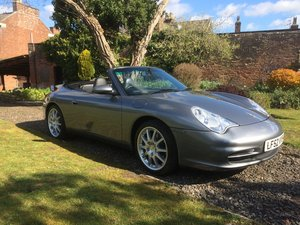 2002 Porsche 911 Carrera 4 996 For Sale