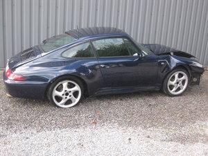 Porsche 911 993 S Manual  1997 Collecor Item Last Wide body! For Sale