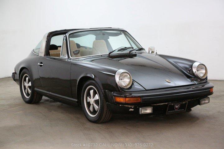1974 Porsche 911 Targa For Sale (picture 1 of 6)
