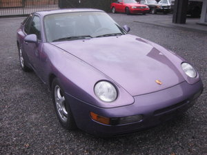 1993 968 Coupe Targa Tiptr, In rare color Violet Blue! For Sale