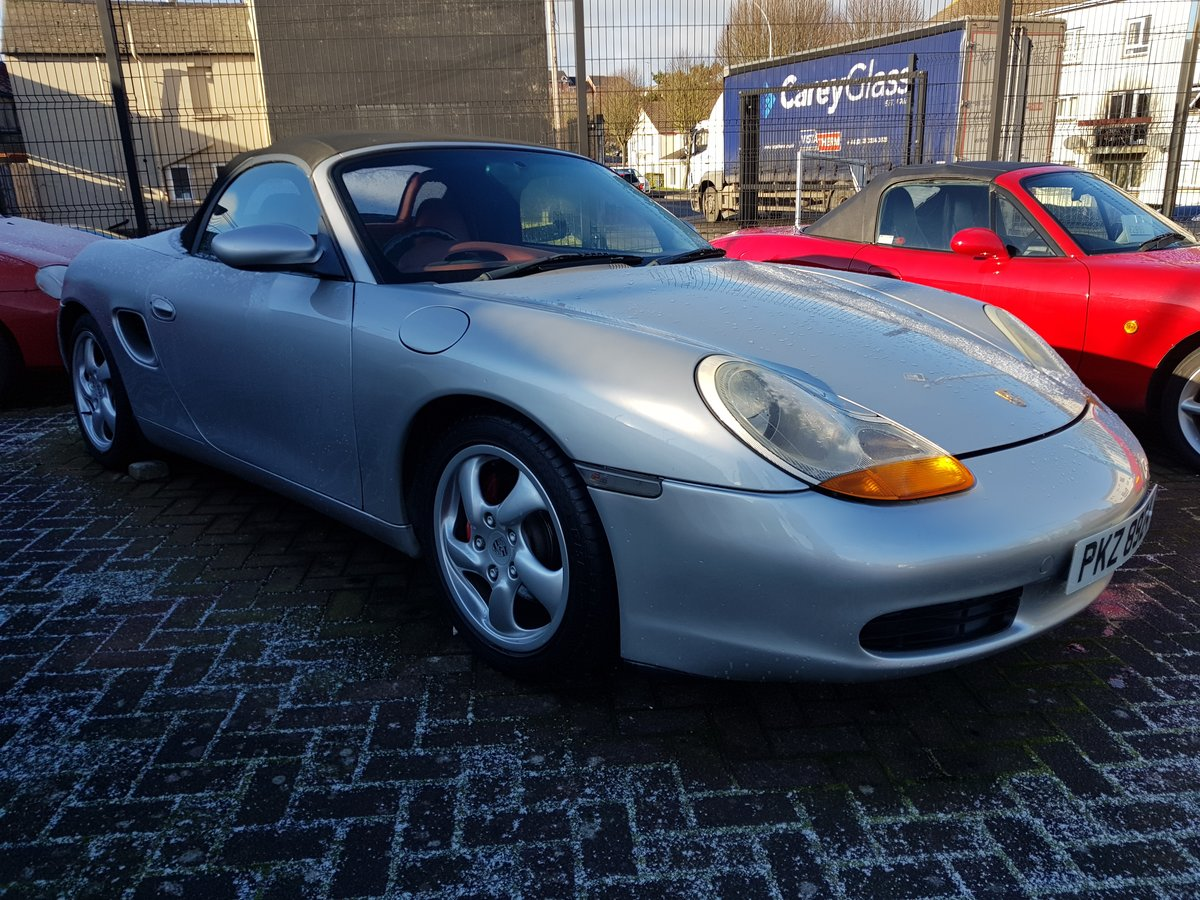 1997 Porsche Boxster For Sale (picture 1 of 3)