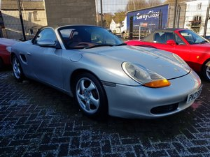 1997 Porsche Boxster For Sale