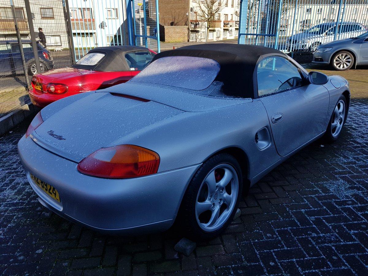 1997 Porsche Boxster For Sale (picture 2 of 3)