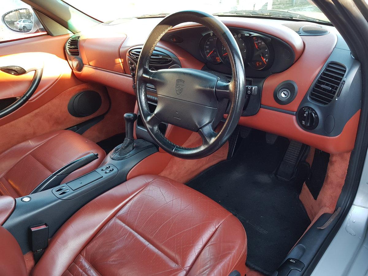 1997 Porsche Boxster For Sale (picture 3 of 3)