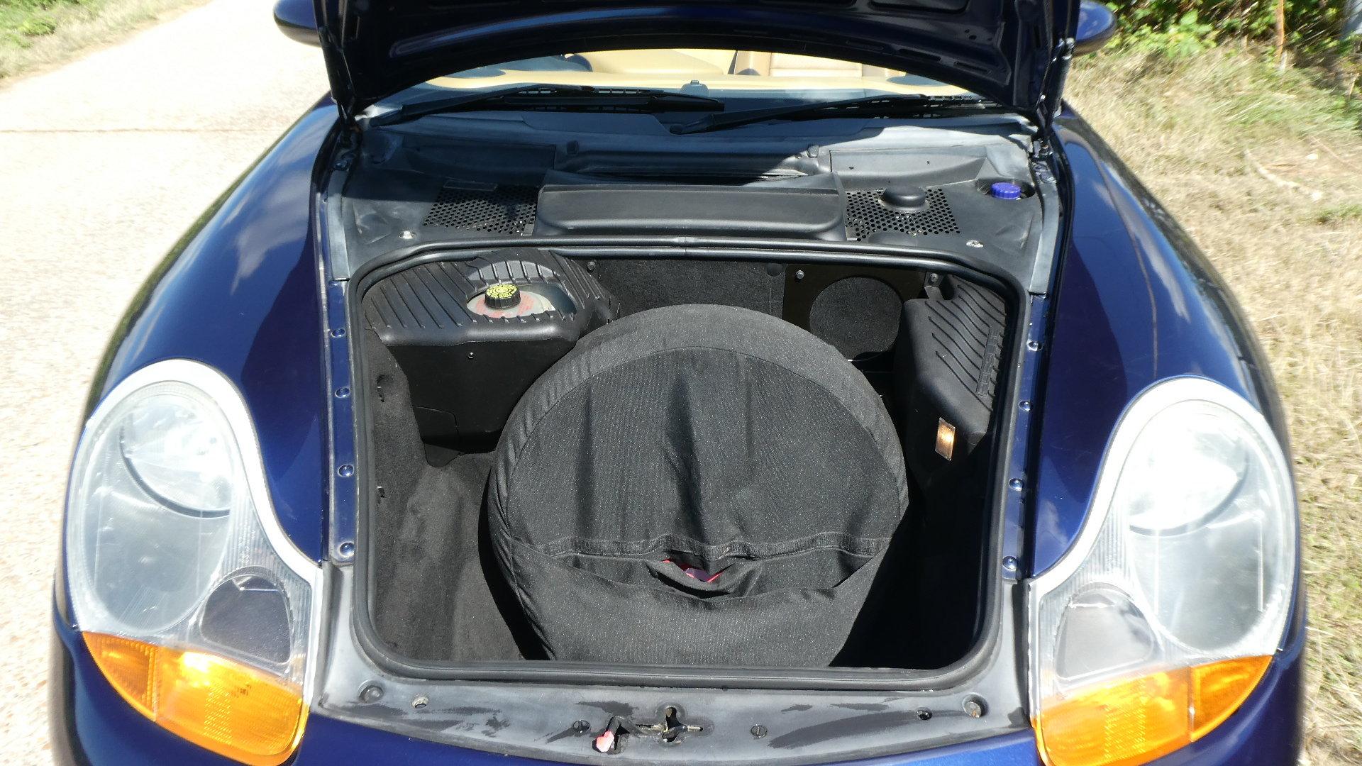 2001 Porsche Boxster S  3.2 litre Convertible  SOLD (picture 6 of 6)